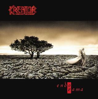 """Ο δίσκος των Kreator """"Endorama"""""""