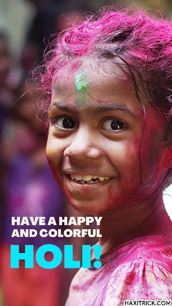 Wish You a Happy Holi Picture