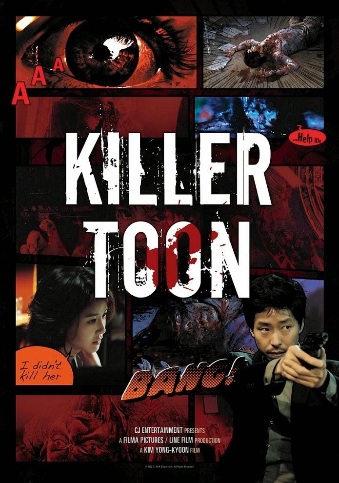 Killer Toon / Deo Web-Toon: Ye-Go Sal-In 2013 ταινιες online seires xrysoi greek subs