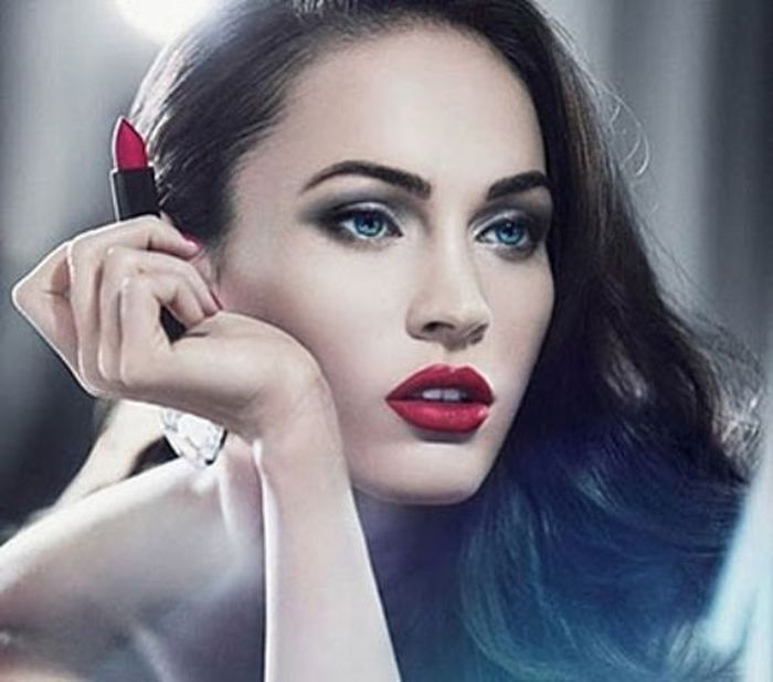 Vanesa Make up Artist: Megan Fox deslumbra para Armani