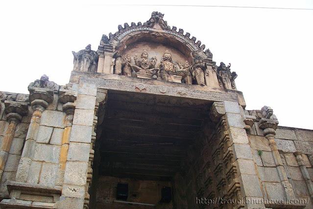 Sri Namagiri Thayar Samedha Sri Narasimha Swamy Temple Namakkal