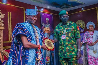 Buratai Left The Military Better Then He Met It - Olowu Of Kuta