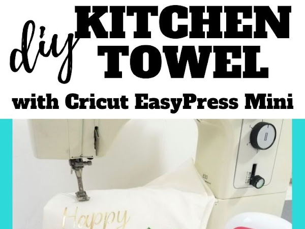 Applique Made Simple with Cricut + EasyPress Mini