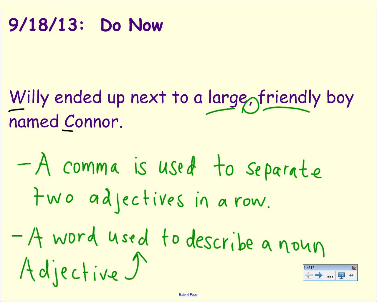 Middle School Teacher To Literacy Coach Using Mentor Sentences To Improve Grammar And Mechanics
