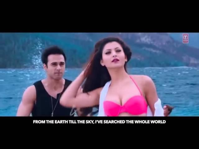 HUA HAIN AAJ PEHLI BAAR - SANAM RE - AMAAL MALLIK | | PALAK MUCHHAL Lyrics in hindi