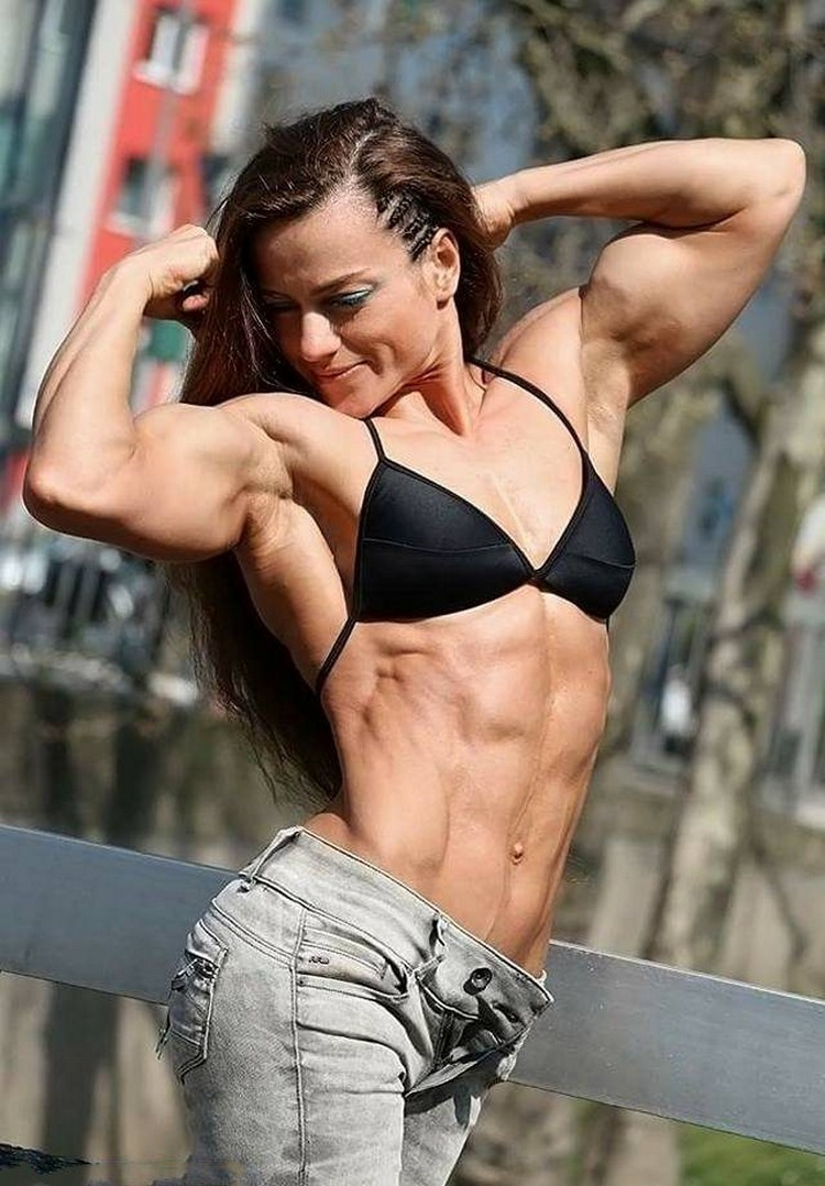 Woman Muscle Female Growth 6 Autos Post