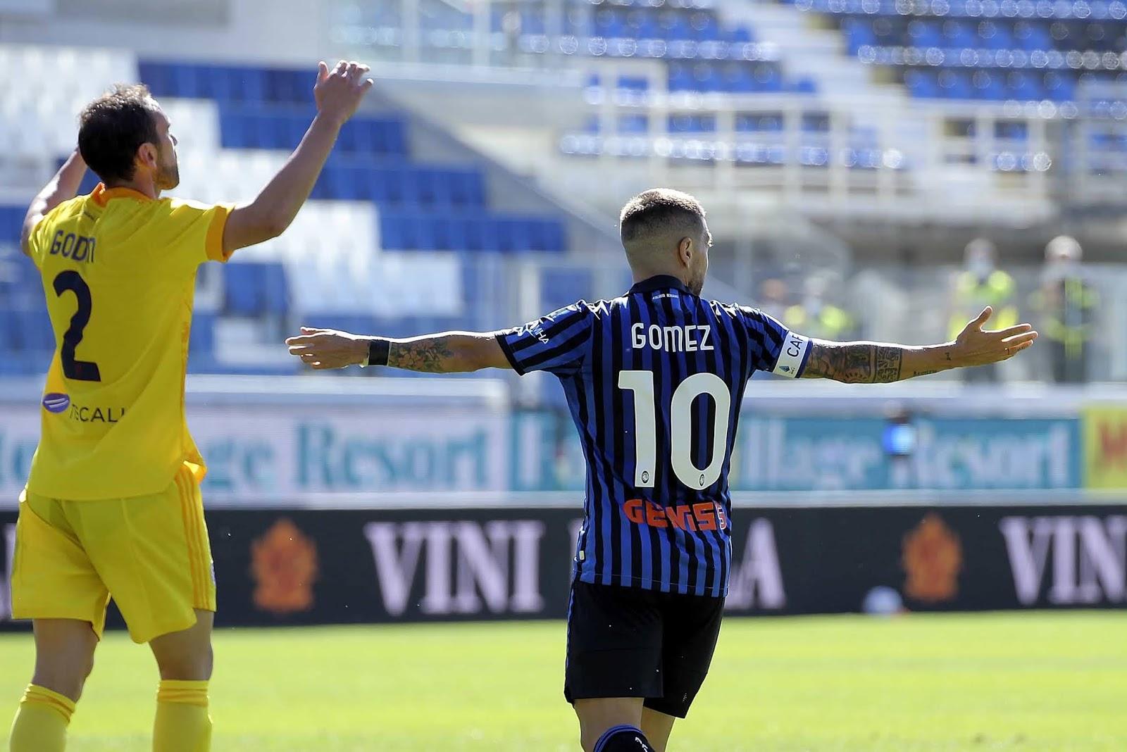 Atalanta Cagliari Serie A de Italia