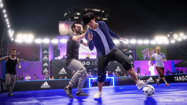 FIFA Game Modes