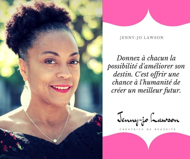 Découvrez toutes les activités de Jenny-Jo Lawson Coach