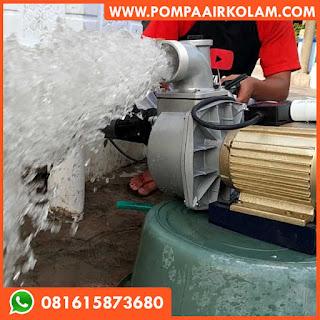 Pompa Air Dengan Debit Besar Watt Rendah