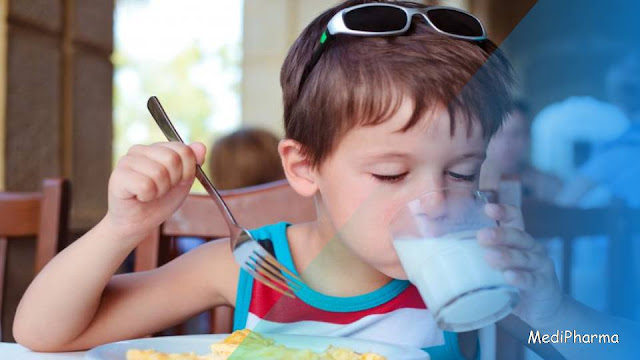 Drinking Milk Allergy