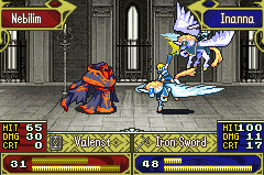 Fire Emblem - The Sacred Stones - GBA ROM Free Download