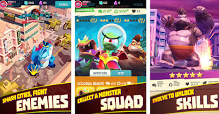 I Am Monster Idle Destruction Mod Apk Unlimited Energy