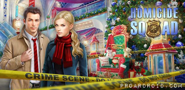 Homicide Squad: Hidden Crimes النسخة المهكرة