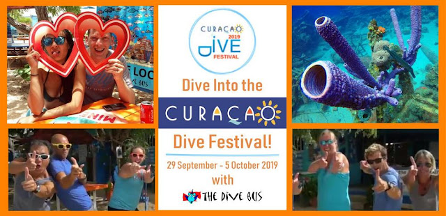 News from The Dive Bus, Curacao: The 2019 Curacao International Dive