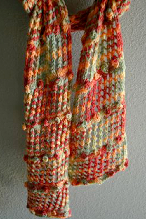Scarves to Throws - Free Knitting Pattern
