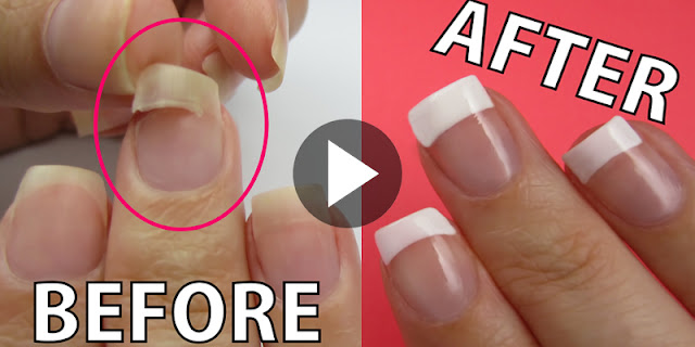 How To Repair A Ripped Nail Fast!