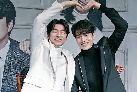Resultado de imagen para lee dong wook gong yoo