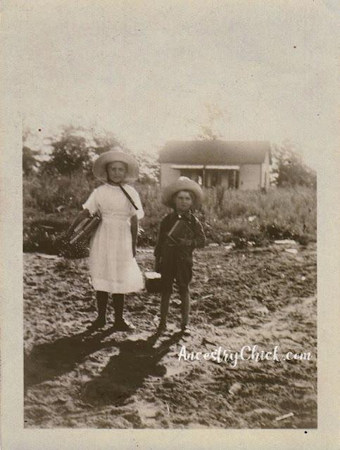 Della Maxine Kephart Morning - Ancestry Chick