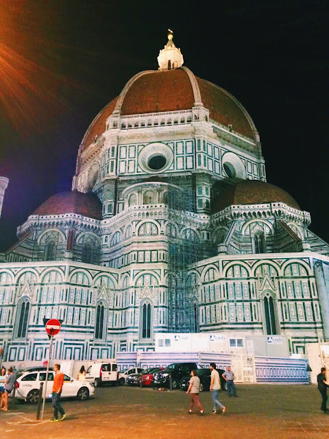 Santa-Maria-Del-Fiore-Night