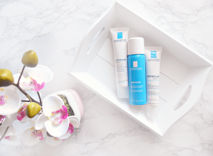 My Top 3 La Roche-Posay Products