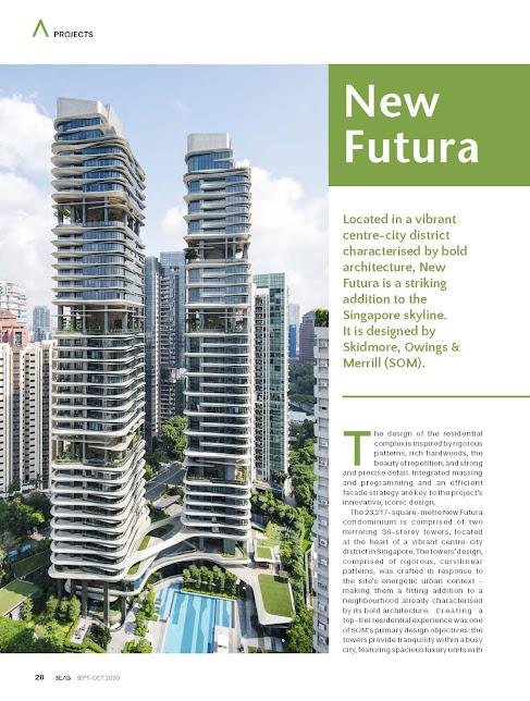 Công trình độc đáo trên tạp chí SEAB 10-2020
