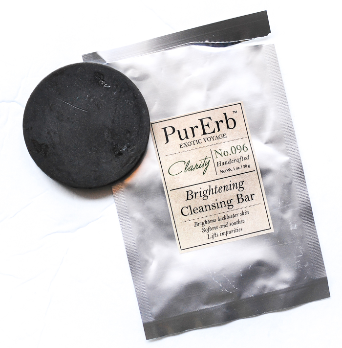 PurErb Skincare Clarity Brightening Cleansing Bar - Review