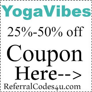 YogaVibes Promo Codes, Coupons & Discount Codes 2021 Jan, Feb, March, April, May, June, July, Aug, Sep, Oct, Nov, Dec