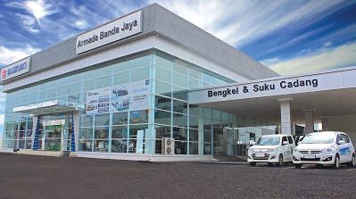 Lowongan Kerja Suzuki Armada Banda Jaya