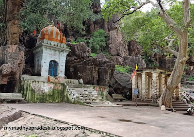 Roopnath Dham Beautiful Place in katni city