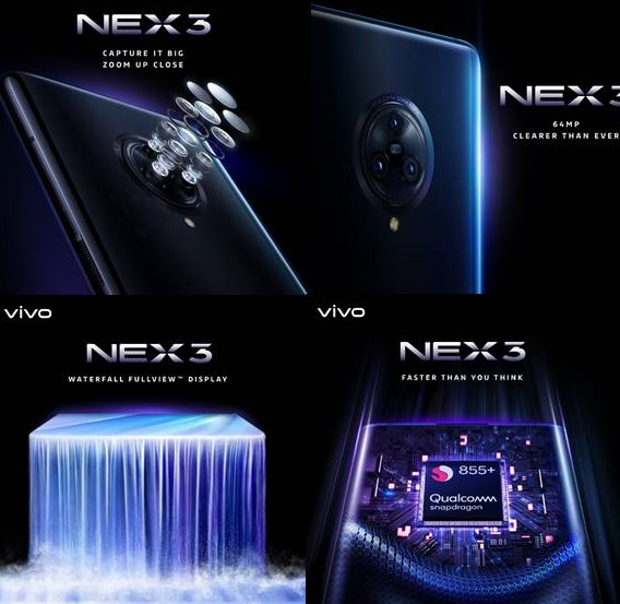 Vivo NEX 3 Offers New Status Symbol of Power and Luxury