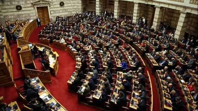 Ασφαλιστικό:  Αύριο Τρίτη στην ολομέλεια της Βουλή για συζήτηση την Πέμπτη η ψηφοφορία