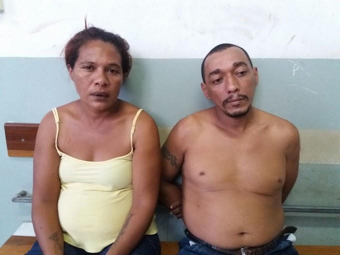 Força Tática prende trio por associação ao tráfico de drogas em Caxias