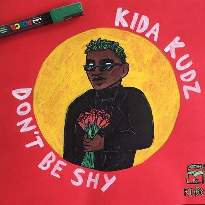 [Music] Kida Kudz – Don't Be Shy || Naijabox247