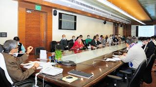मुख्य सचिव की अध्यक्षता में स्टेट स्टेयरिंग कमेटी फार इम्यूनाइजेशन की बैठक सम्पन्न