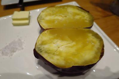 Kazu Sumiyaki, sweet potato