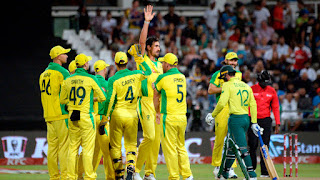 South Africa vs Australia 3rd T20I 2020 Highlights