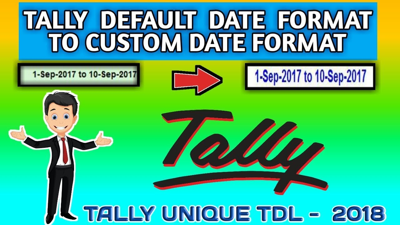 tally font tdl free download