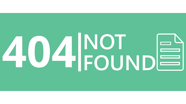 How to customize 404 error page in Blogger?