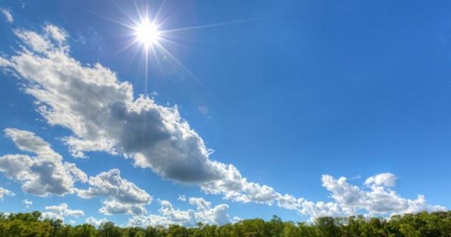 Καιρός: Ανεβαίνει η θερμοκρασία (πρόγνωση μέχρι την Παρασκευή)