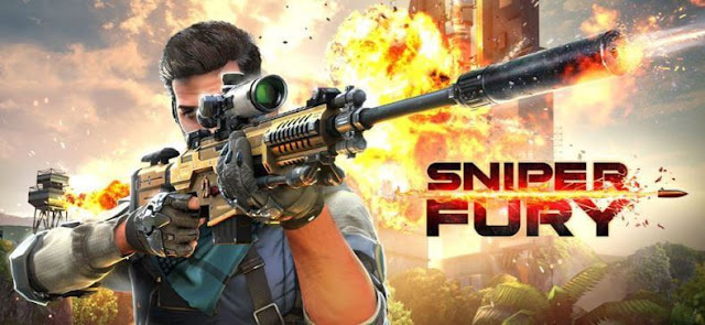 Sniper Fury Apk for Android IOS - Download