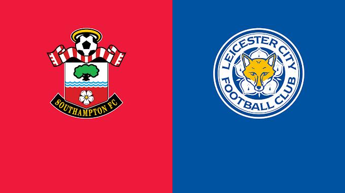 Watch Southampton VS Leicester City match broadcast live