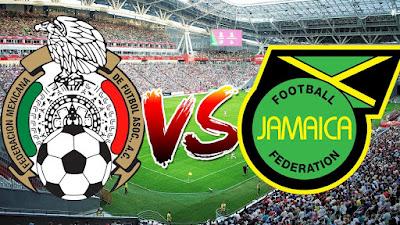 ver mexico vs jamaica en vivo