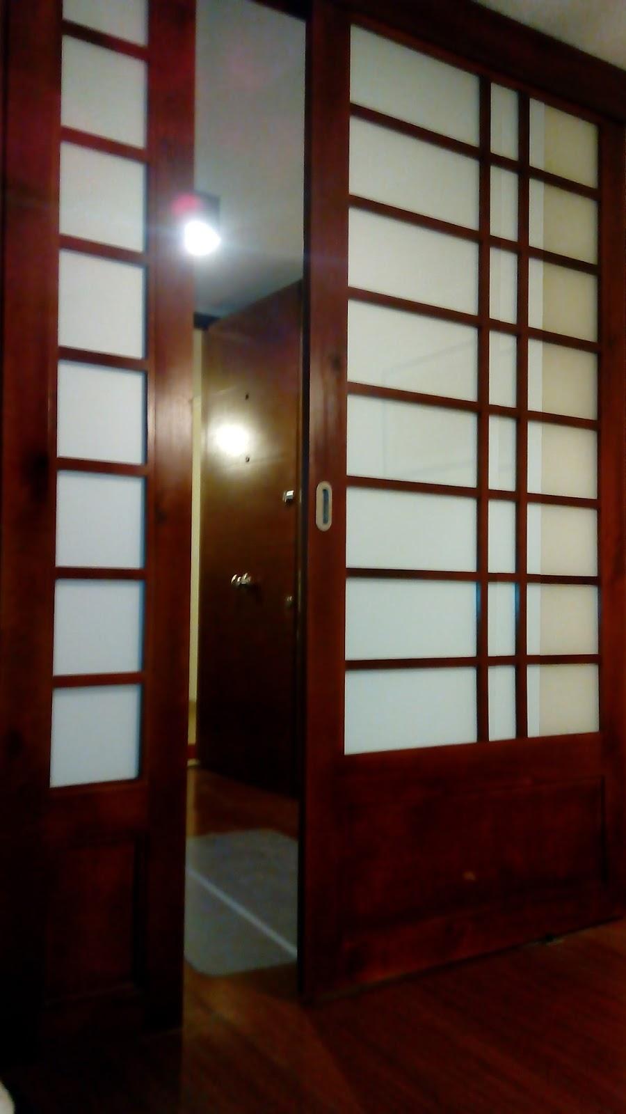 Puertas japonesas puertas correderas panels japonesas - Puertas correderas estilo japones ...