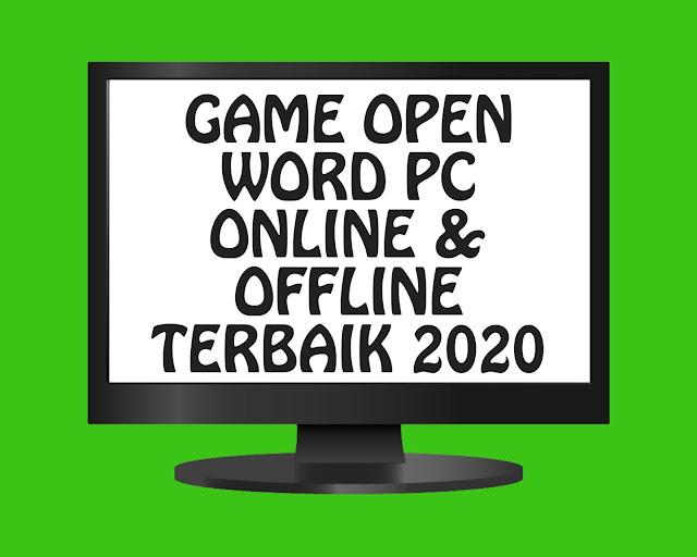 5 Game Open World PC Online dan Offline Terbaik 2020