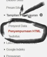 duplikat tag judul dan deskripsi pada webmaster