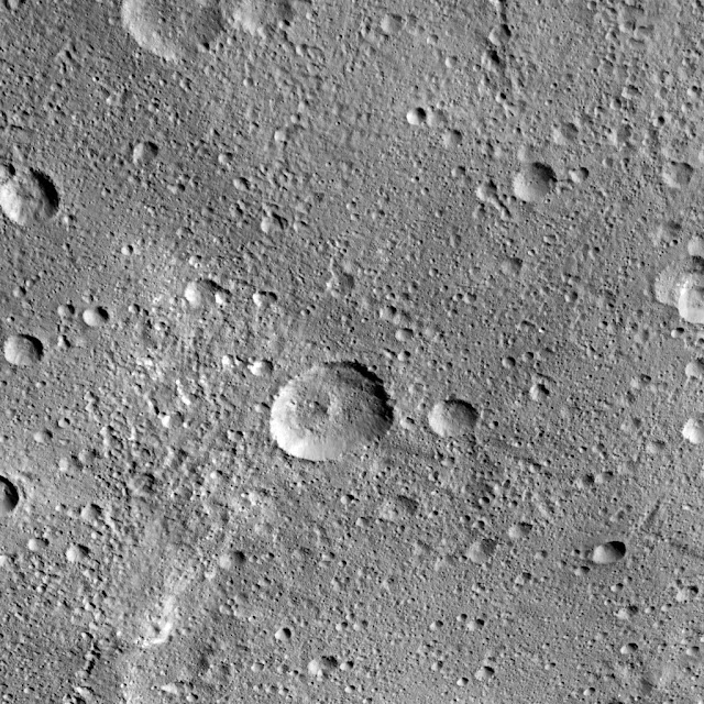 Insitor Crater, Ceres