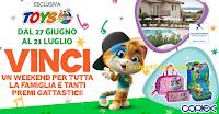 Logo Vinci in gattatico weekend con 44 gatti o uno dei kit di prodotti in palio