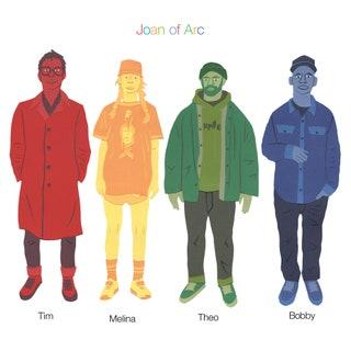 Joan of Arc - Tim Melina Theo Bobby Music Album Reviews