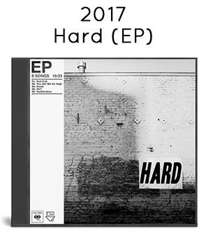 2017 - Hard (EP)